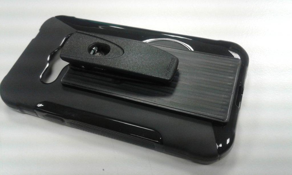 Broek clip met watersensor