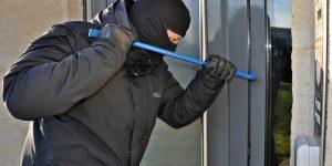 Inbreker inbraakbeveiliging