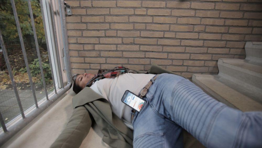 alarm app met bewusteloosheid detectie